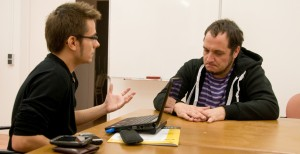Entrevista a David Fernàndez (CUP-AE)